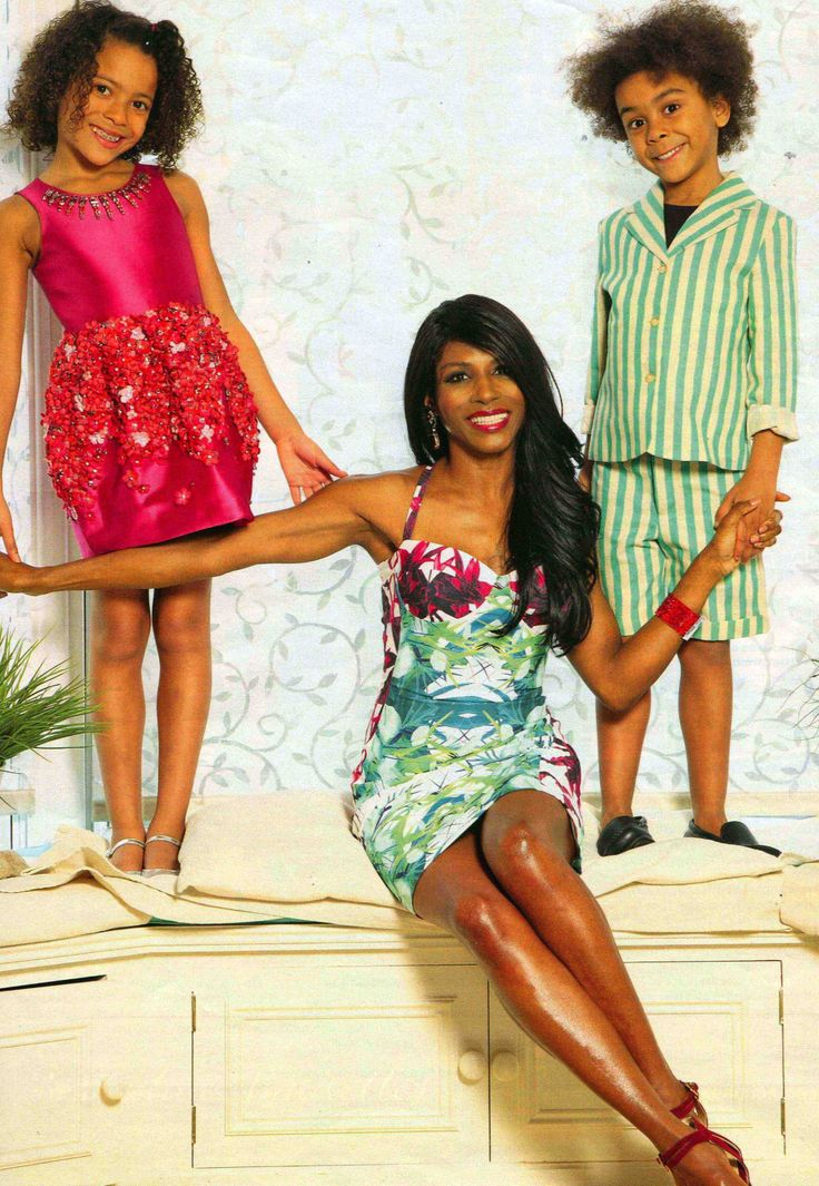 Sinitta's son, Zac, wears our striped outfit in OK! Magazine. www.marmaladeandmash.co.uk