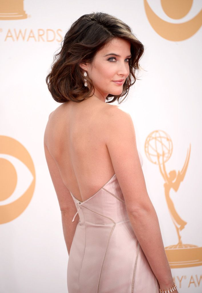 Cobie Smulders - 65th Annual Primetime Emmy Awards - 9/22/13