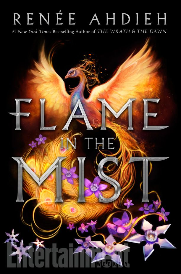Cover Reveal: Flame in the Mist by Renée Ahdieh - On sale May 2, 2017! #CoverReveal