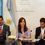 Cadena Nacional: Cristina anunció un aumento de 18,6 por ciento para las jubilaciones a partir de marzo
