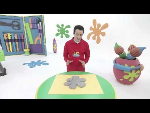 Art attack - Range bureau - Sur Disney Junior - VF - YouTube