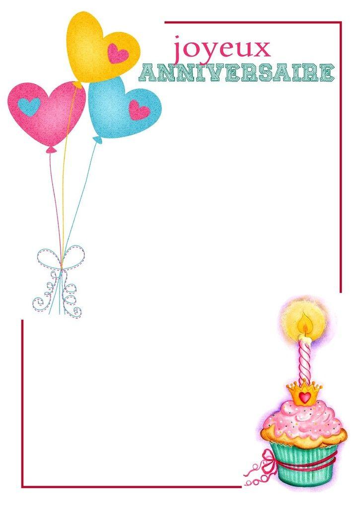 .. Fiche collage photo cahier de vie anniversaire ..