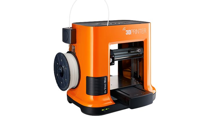 The da Vinci Mini is a cheap 3D printer for people who really want to own a 3D printer