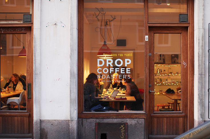 Drop Coffee | Stockholm | rated the 3rd best coffee shop in the world