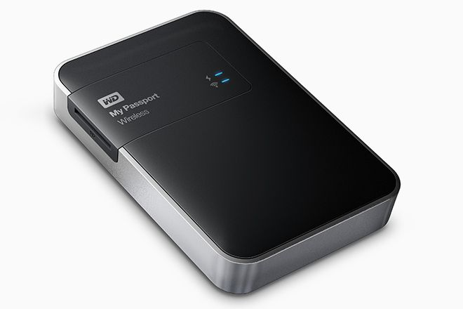 Wireless Hard Drive Adds 2TB to Your Phone Without the Cloud—WD My Passport Wireless; 500GB drive for $130, a 1TB drive for $180, and a 2TB drive for $220; Details.