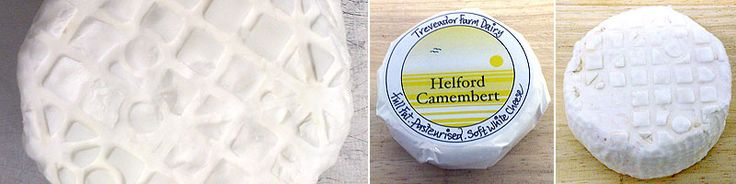 Helford Camembert is a full fat traditionally made camembert. With an edible white rind, Helford Camembert is pasteurised and made from our own cows milk with vegetarian rennet.