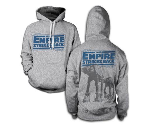 Bluza z kapturem Star Wars Empire Strikes Back AT-AT