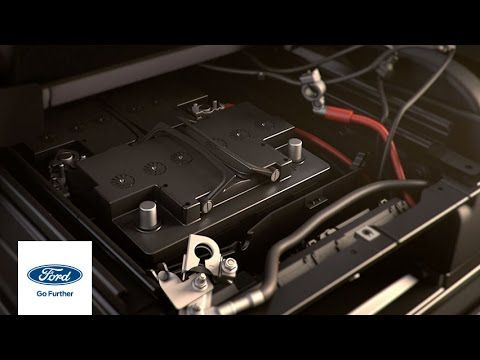 Transit Battery Location Ford How To Ford Ford Motor Company Ford Motor Van Conversion