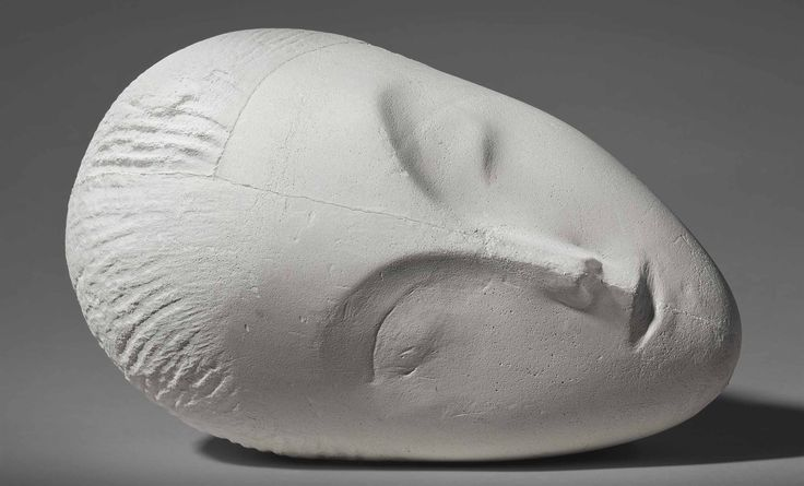 Constantin Brancusi (1867-1957) La muse endormie I. Original marble version carved in 1909-1910