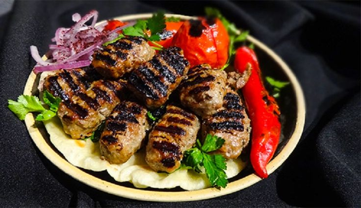 Необыкновенны вкусные турецкие котлетки инегёль кёфте