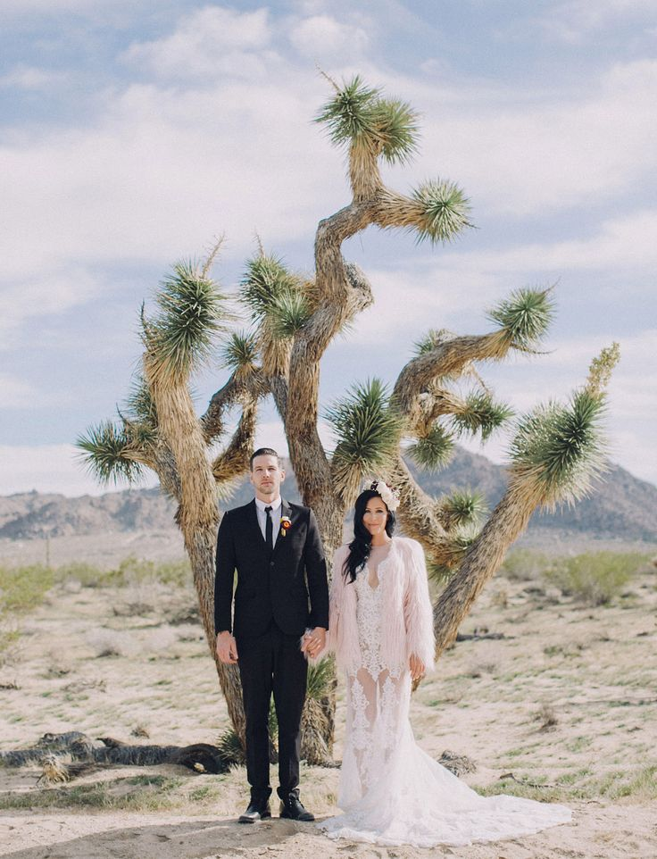 Joshua Tree destination wedding