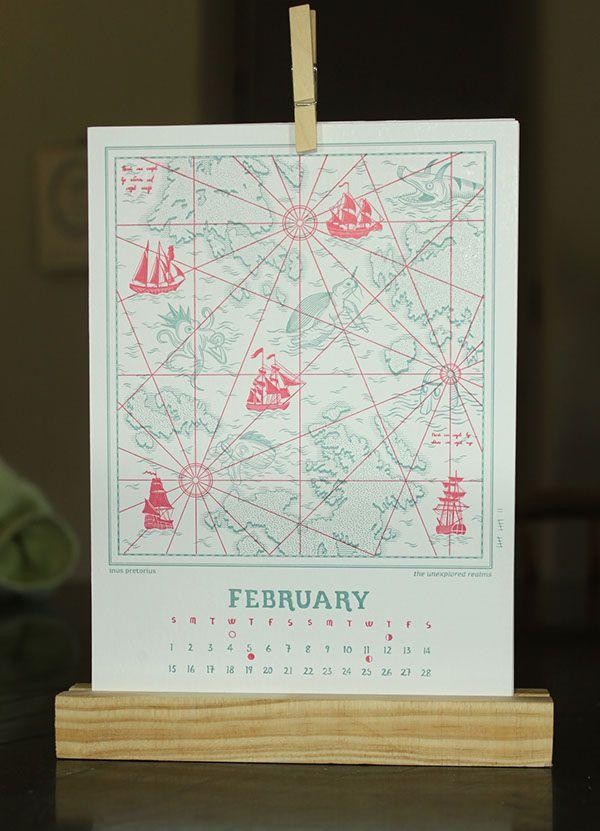 Artist's-Almanac-Desk_Illustrations_calendar