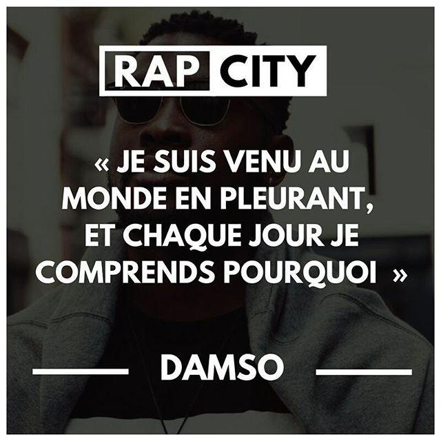 Damso - Mort #punchline #damso #rap #rapfrancais