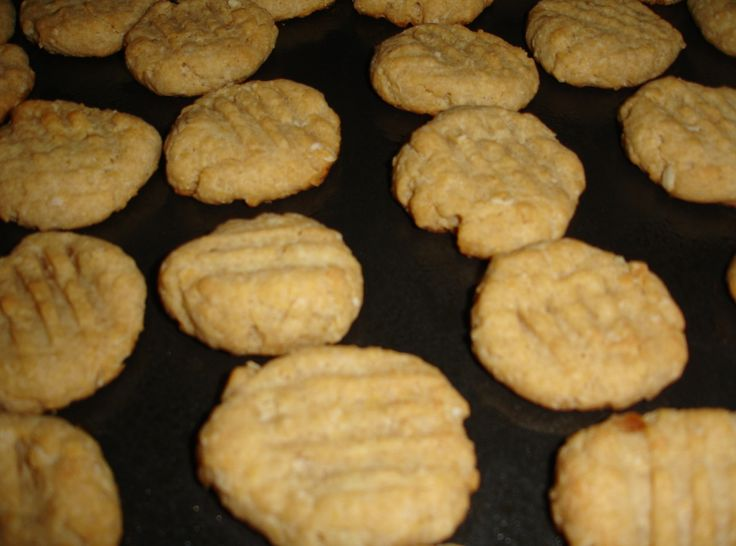 THE BEST DOG COOKIES