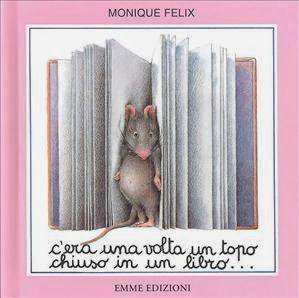 #topochiusoinunlibro Un racconto senza parole. Il piacere di narrare e di far narrare i piccoli lettori!