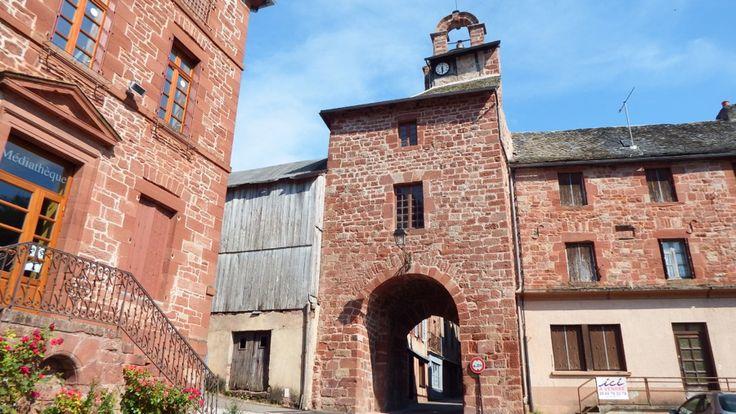 Villecomtal,Aveyron, dept 12