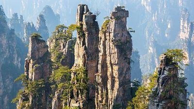 Celý Jihočínský kras je krásný – vždyť zdejší skalní útvary vznikaly i stovky milionů let.