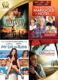 Australia/The Best Exotic Marigold Hotel/My Life in Ruins/The Descendants [4 Discs] [DVD]