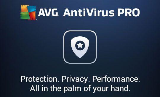 AVG Mobile Security & Antivirus PRO