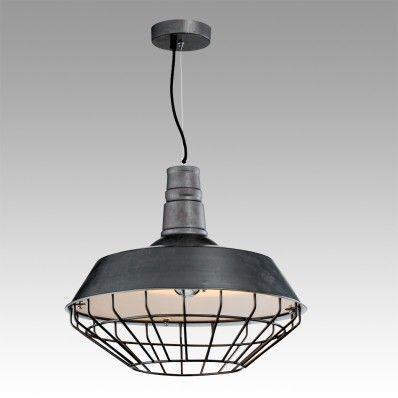Factory Pendant Light