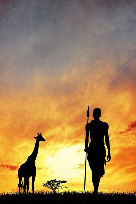 African Photography from $34.99 | www.wallartprints.com.au #AfricanArt #WorldArt