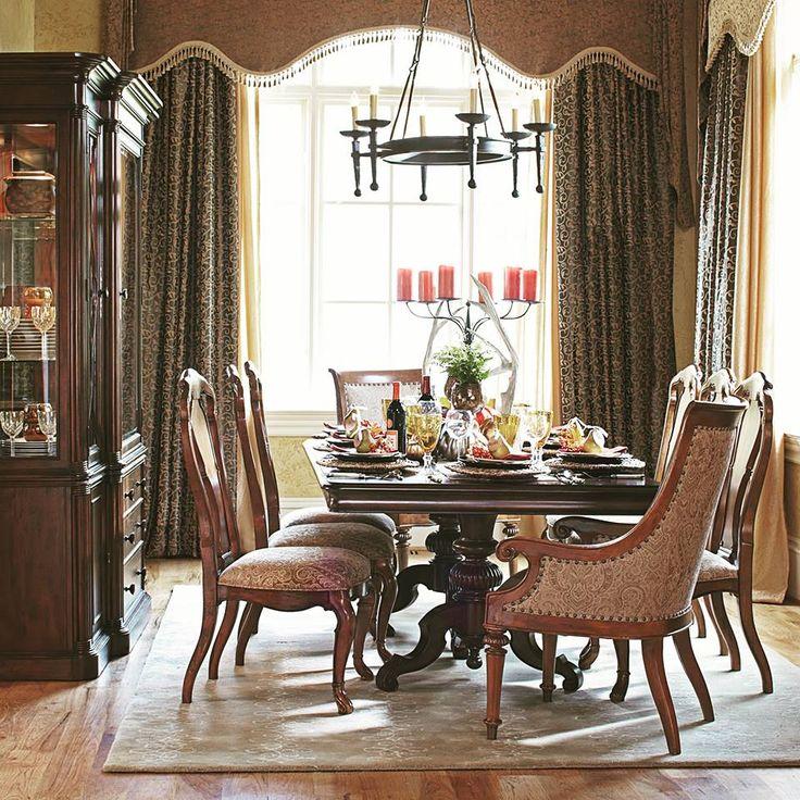 Ernest Hemingway Dining Room Set