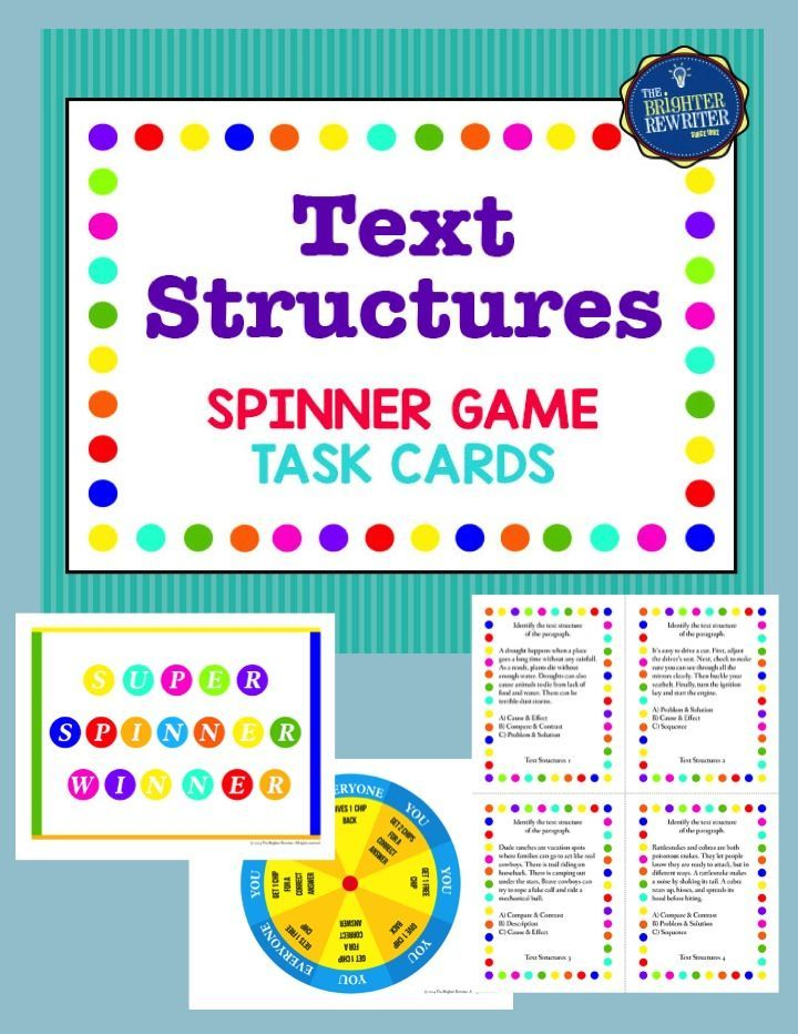 Printable Worksheets cause and effect worksheets for kindergarten : The 25+ best Text structure worksheets ideas on Pinterest | Some ...