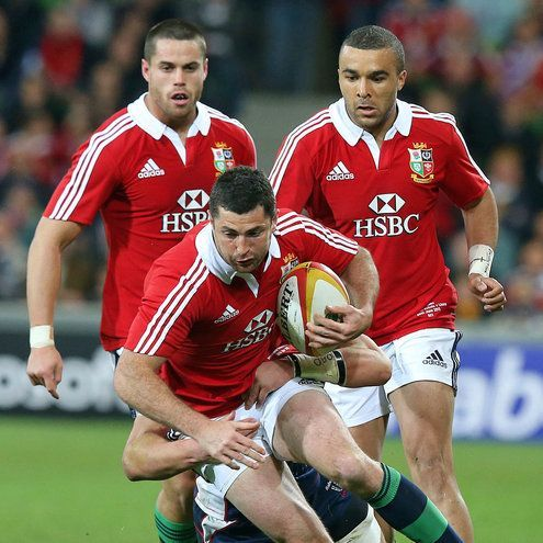 Rob Kearney, making his second start of the tour at full-back, was part of a talented back-three alongside Sean Maitland and Simon Zebo against Rebels