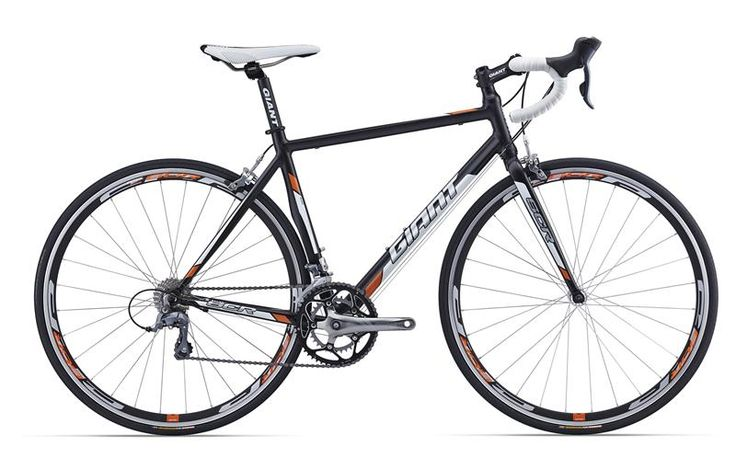 SCR 2 - Giant Bicycles