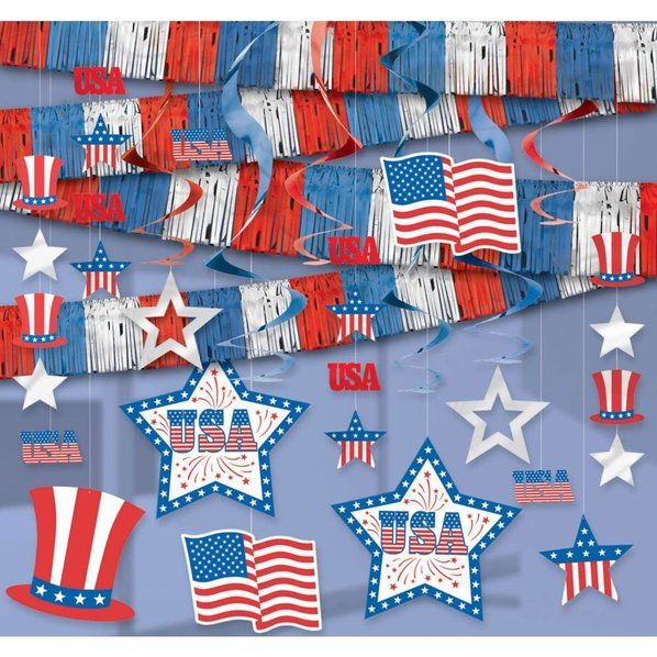 There will never be enough stars and stripes at your election party!