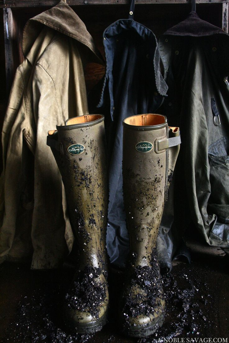 It pains me to be disloyal to Hunter, but Le Chameau really do make the most comfortable wellingtons...