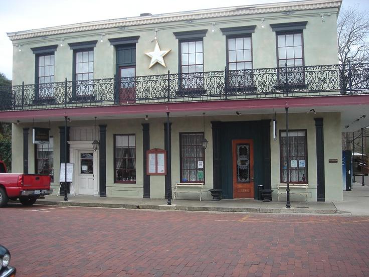 Jefferson Hotel Texas Room