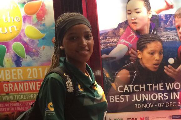 Ranked number 1 in the country, SA's table tennis champ, 16 year old Lekeasha Johnson, admits that she never thought she would be good at the sport, especially coming from Hanover Park where the situation is very difficult. After having started in 2008, it took Lekeasha a year to win her first national tournament in the under 12 tournament, and since then, she hasn't looked back.  After having dominated in the junior tournaments  for the last few years, the South Africa Table Tennis Board…