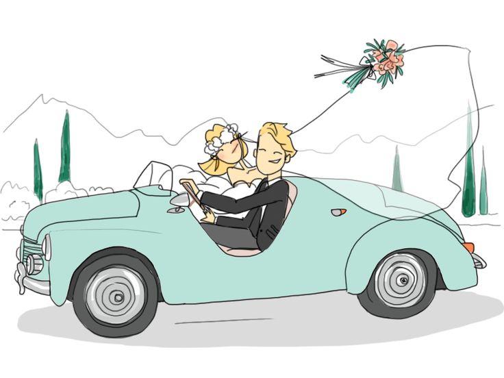 ameliste la liste de mariage des jours heureux fte ses 10 ans illustration alix - Liste De Mariage Ameliste