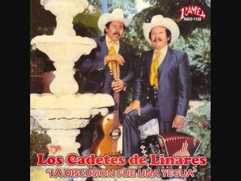 Los Cadetes De Linares,Soñe a mi Madre - YouTube