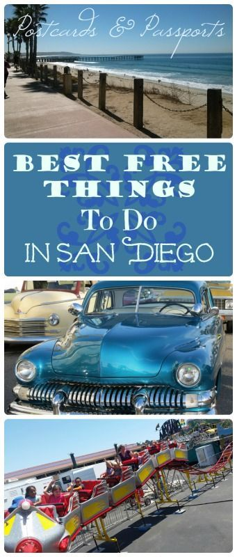 When your coastal California road trip stops in San Diego: Visiting San Diego doesn't have to break the bank; here's a list of free things to do in San Diego.