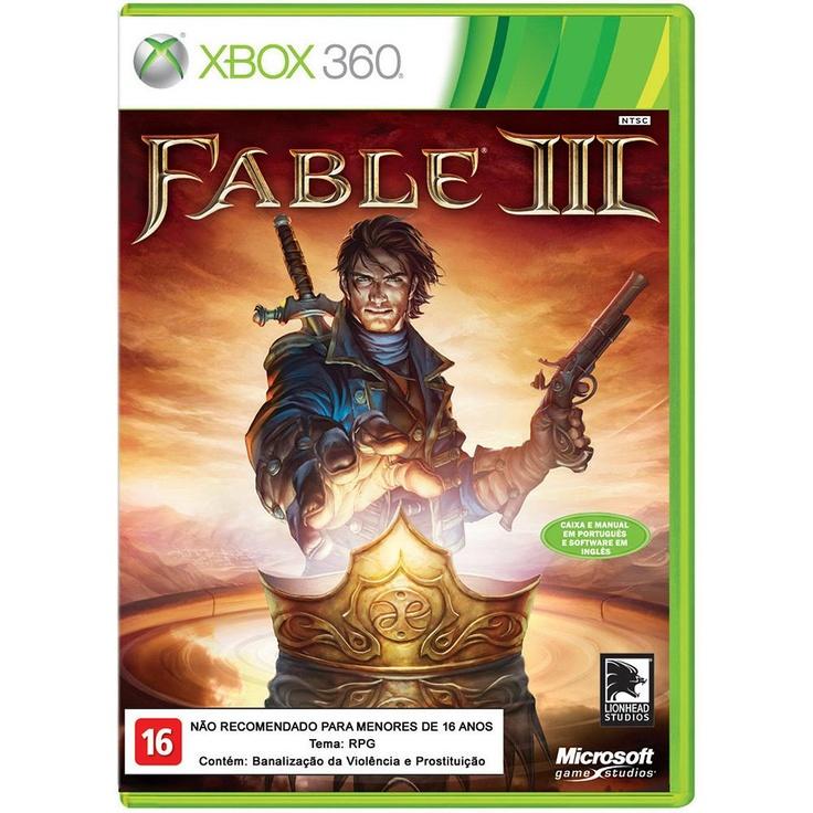 Fable IIII – Xbox 360 – Importado - http://batecabeca.com.br/fable-iiii-xbox-360-importado.html