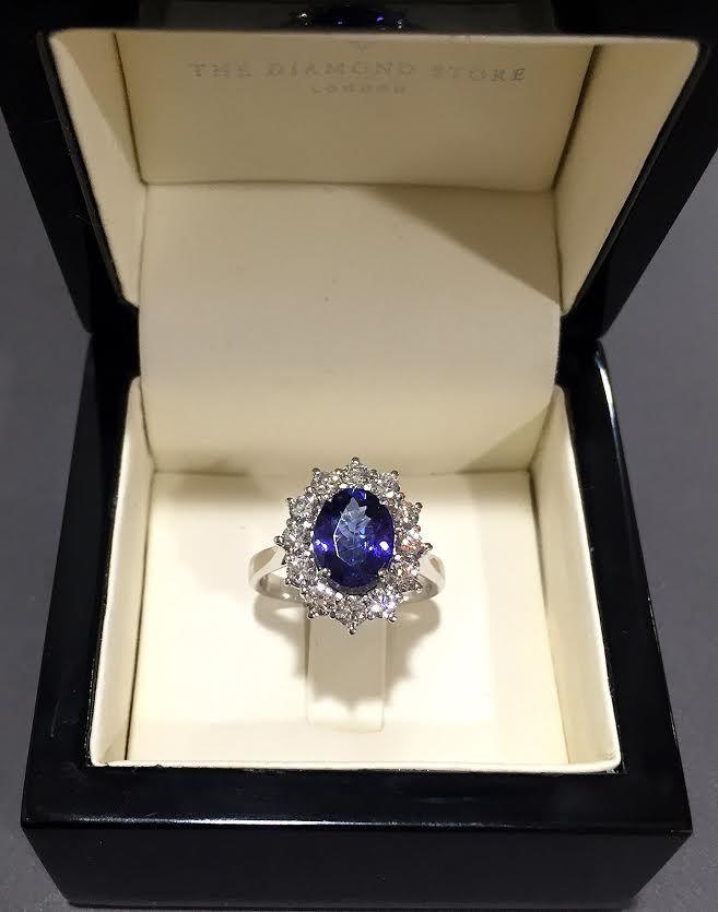 Would you say yes? #thediamondstoreuk #ring #jewellery #diamonds
