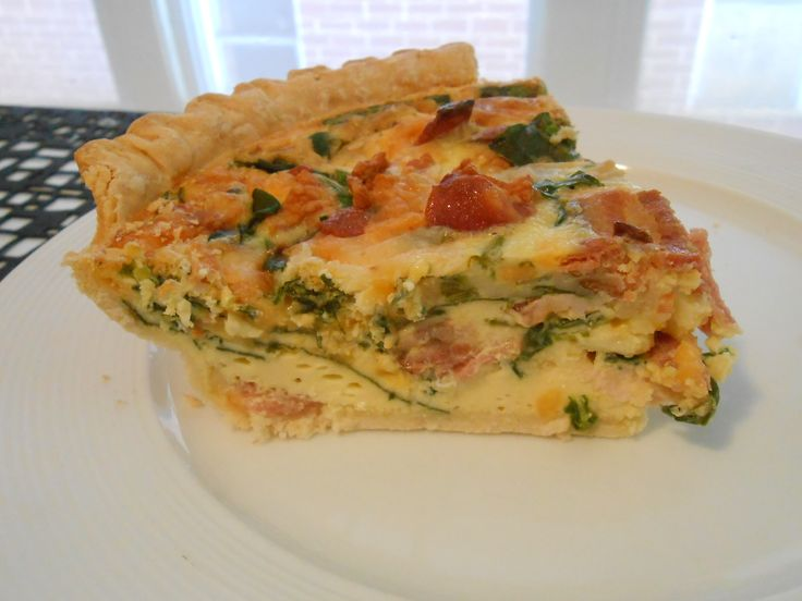 1000 images about recipes to cook on pinterest bacon for The best quiche ever