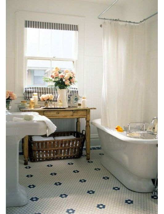 Bathroom Tile Ideas Vintage 121 best jones bathroom images on pinterest | bathroom ideas, room