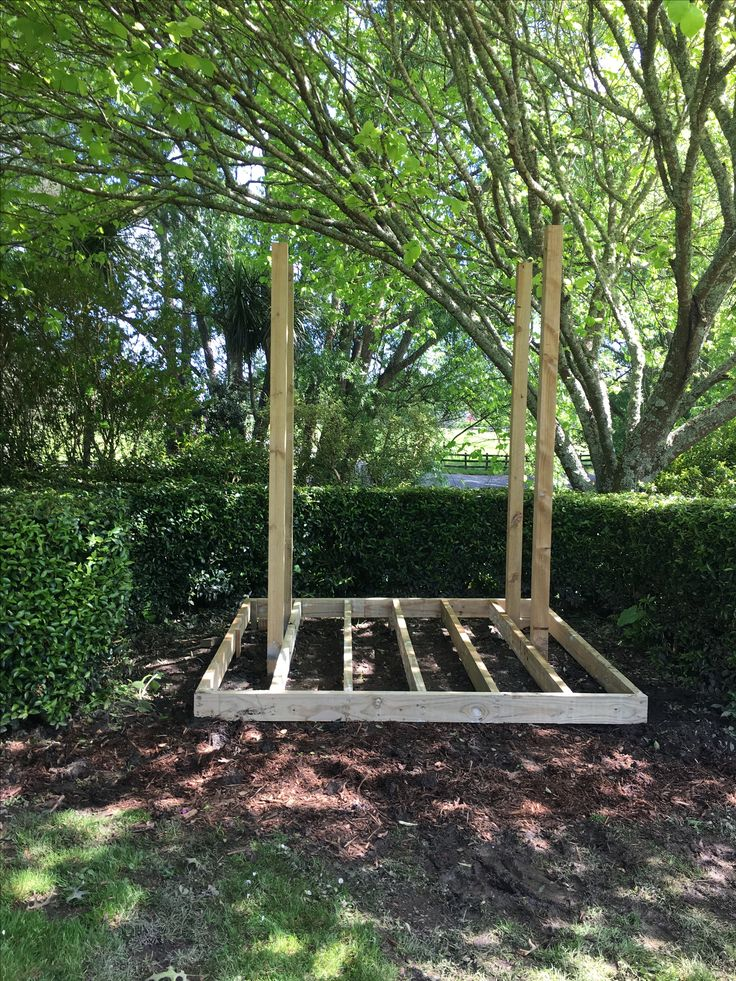 Swing seat for the garden