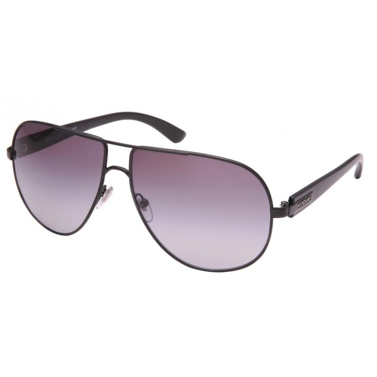 #Vogue aviator sunglasses
