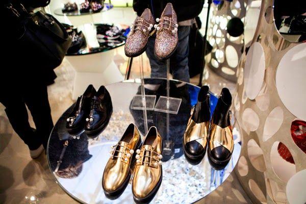 © Moda Glamour Italia: Milano Moda Donna: Coliac Shoes A/I 2015-16