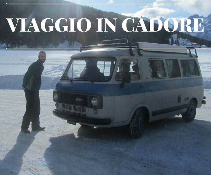 Copertina del nostro viaggio in Cadore, 3 settimane in questo bellissimo angolo di Veneto fra sentieri di trekking e salite eroiche! #fiat238 #travelblog #cadore