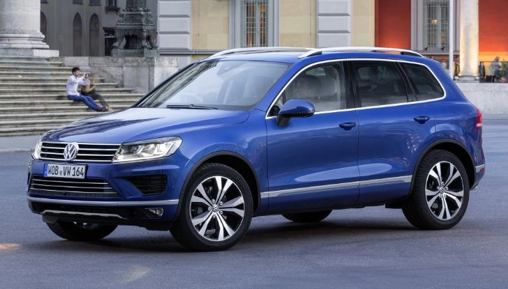 New VW Touareg TDI with 262 HP Consumes Just 6.6 L/100KM [Photo Gallery] http://www.autoevolution.com/news/new-vw-touareg-tdi-with-262-hp-consumes-just-66-l-100km-photo-gallery-86573.html