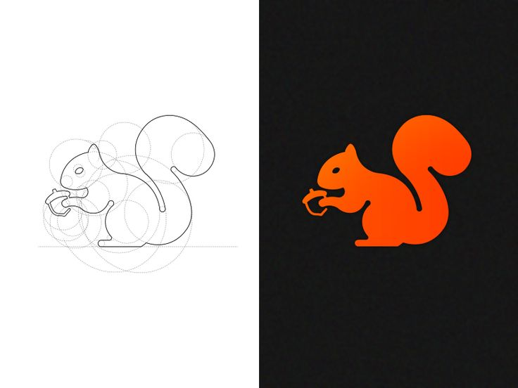 Squirrel Mark by Shreyas Bendre