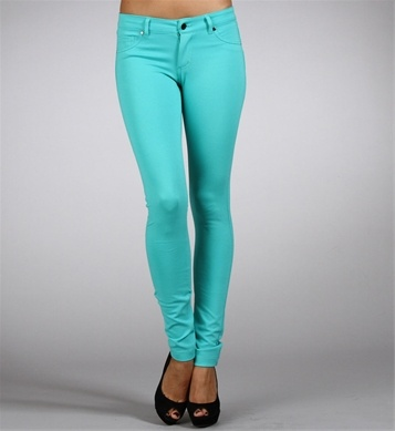 Aqua Skinny Ponte Pants - Want these!!