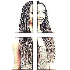 Hairstyles For Fine Hair | Long Female Hair | Easy Fancy Hairdos