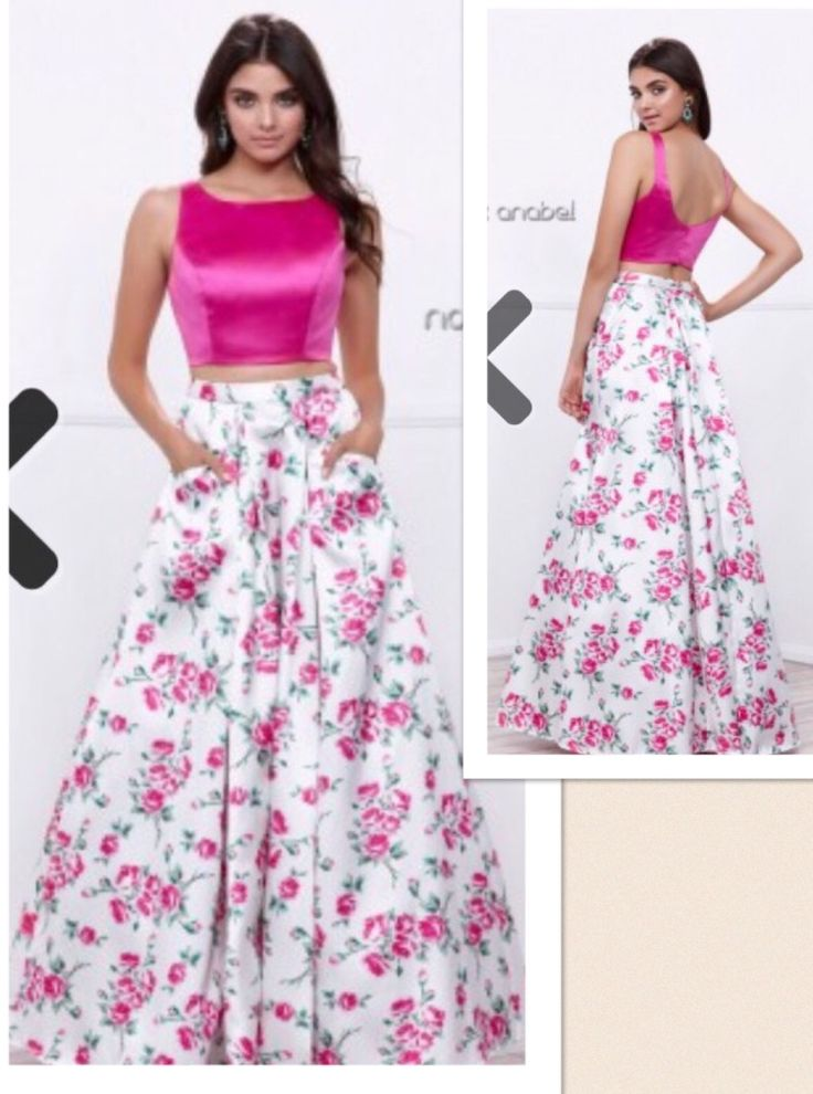 Another BEAUTIFUL Two Piece Floral Print 😍💕😍💕 New With Tags Size XS & only $195.00 Designer Consigner Boutique 6329 S. Mooresville Road Indianapolis, IN 46221 317-856-6370 317-979-9628-Text Option Indiana #Indianapolis #Indy #DesignerGowns #DesignerDresses #Formals #FormalGowns #FormalDresses  #Prom #PromGowns #PromDresses #Prom2017 #Prom2K17 #MilitaryBall #MilitaryBalls #Pageants #PageantGowns  #TwoPieceGowns #TwoPieceDresses #NoxAnabel #NoxAnabelGowns