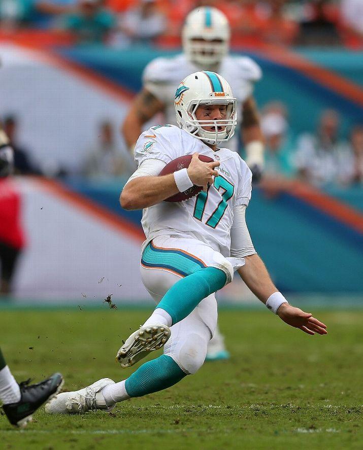 Ryan Tannehill, Miami Dolphins